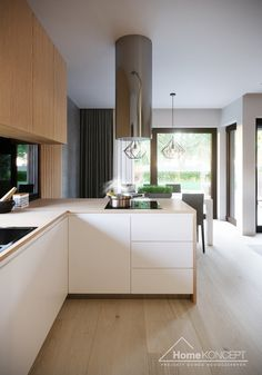 Divider, Kitchen Cabinets, Table, Furniture, Wood Flooring, Home Decor, Ideas, Small Kitchens, Modern Kitchen Cabinets