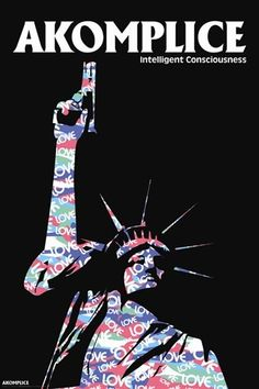 Akomplice Statue of Liberty Gun Peace Anti-War Protest Pop Art Poster 24 x 36 inches, By Imaginus Posters // $4.95  Features: - Full Size Poster - Condition: Brand New - Size: 24 x 36 inches - This poster will be rolled securely in a sturdy cardboard tube.-  >>Get Inspired! - Visit http://artcaffeine.imobileappsys.com
