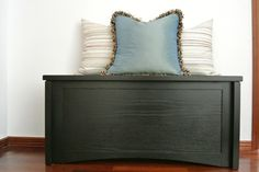 Re-purposing & Re-organizing a Hope Chest - this system works!