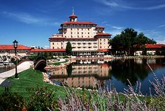 The broadmoor | Grande dame: The Broadmoor Hotel in Colorado Springs has received five ...