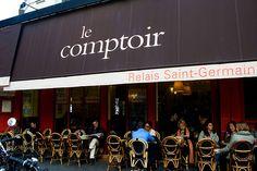 Le Comptoir by roboppy, via Flickr