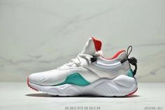 df3729d9d657 Nike Air Huarache City Move Rice white mint green red summit white Womens  Winter Running Shoes