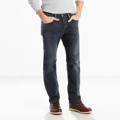 Always look for the Water<Less™ logo to identify products in the Water<Less™ Collection. Our Water<Less™ collection includes the classic styles you love — made with a lot less water. The classic straight fit. Ideal for medium to athletic builds, our 514™ Straight Fit Jeans are versatile and comfortable for regular wear.