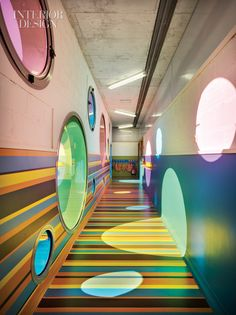 Daycare Design Architecture: Colorful decorating themes for ...