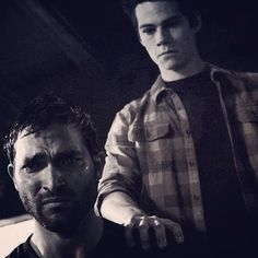 Sterek 3x07. Relationship Growth. Its a thing that happened.