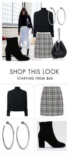 """""""outfit fall"""" by alicja-kubow on Polyvore featuring moda, Le Kasha, Off-White, Jennifer Fisher, American Eagle Outfitters i Alexander Wang"""