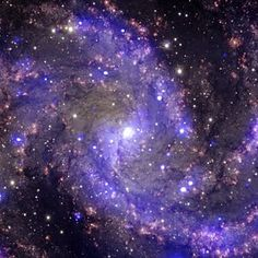 """NGC 6946 or """"The Fireworks Galaxy"""""""