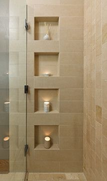 Shower Niche Design Ideas, Pictures, Remodel, and Decor - page 4