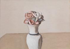 Giorgio Morandi (Italian, 1890–1964) - Flowers (detail)