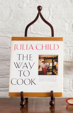 "This cook book, published in 1989 when Child was well into her 70s, is a bouillabaisse of her life's experience in the kitchen. In the forward is this passionate invocation that rings true today: ""The"