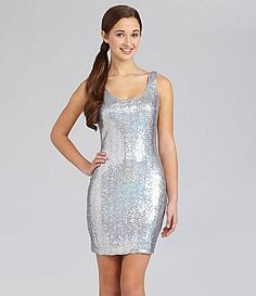 new years eve dress. show off that white skin!  #Dillards
