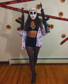 #Purge #Halloween