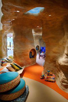 The St. Regis Saadiyat Island Resort, Abu Dhabi designed by Hirsch Bedner Associates (HBA)  :: Kids Club