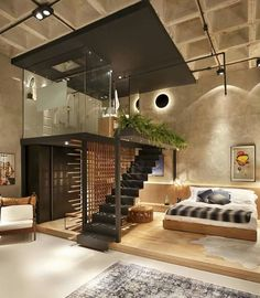 Home Design: 20 Creative Ways To Maximize Limited Living Space |  Architecture | Pinterest | Living Spaces, Lofts And Spaces