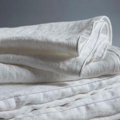 Organic linen sheets Cisco Home