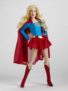DC Comics Supergirl, from Tonner Dolls