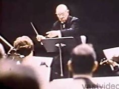 About Pablo Casals. He had many major works, his most famous included Nigra Sum. Here he is seen directing Spanish Musicians, Conductors, Cello, It Works, Concert, Cellos, Concerts, Nailed It