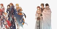 Granblue Fantasy Characters, Manga Anime, Anime Art, Video Game Art, Video Games, Scenery Wallpaper, Amazing Art, That Look, Artwork