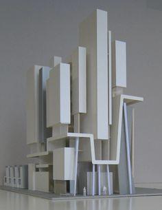 Frederic Borel, mixed use building.
