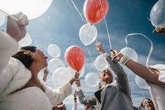 Super Fun Dutch Beach Wedding