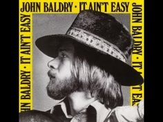 """From the 1971 John Baldry album """"It Ain't Easy."""" Side 1 was produced by Rod Stewart and side 2 by Elton John. This song was written by Randy Newman. Willie Dixon, Randy Newman, Ron Woods, Boogie Woogie, Rod Stewart, Great Albums, Music Publishing, The Magicians, Rock N Roll"""