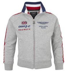 polo ralph lauren discount Hackett London Aston Martin Racing DBR1-2 Sweatshirt Grey http://www.poloshirtoutlet.us/