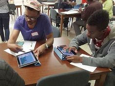A Working Model for #BlendedLearning in an Urban School
