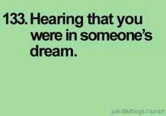 .....and u had the same exact dream.....O.o