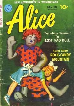 alice's new adventures in wonderland, date unknown