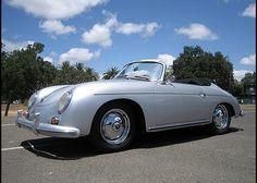 1959 Porsche 356 D Convertible