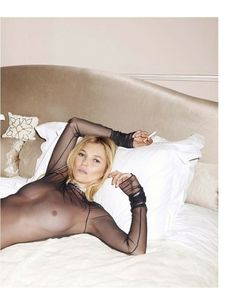Kate Moss for Lui.