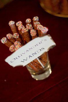 olivanders pretzel wands