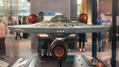Warp Power Online - Enterprise at the Smithsonian (2016)