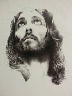 gabriela в Твиттере: «'Jesus of Nazareth' by giampiero damanias #art #drawing…