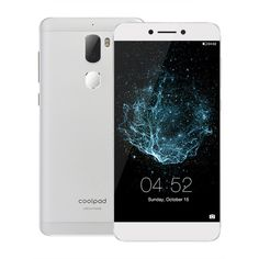 Cool 1 - inch IPS screen, 1920 * 1080 pixels - Qualcomm Snapdragon 652 Octa Core - Supported Touch ID - 13 MP & 13 MP dual main camera + 8 MP front camera Smartphone, Online Shopping, Iphone, Cool Stuff, Touch