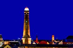 neuer Leuchtturm Borkum #neuerleuchtturm