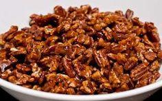 Honey Pecan Pralines  By Michael Chu