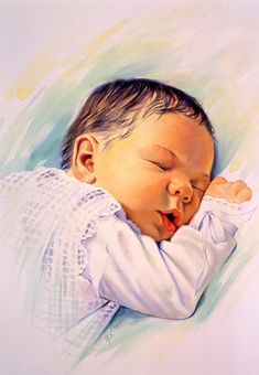 Watching our baby sleep is so wonderful. You can enjoy all their beauty uninterrupted. Sitting just looking was one of my greatest joys. It gave me a feeling of peace I had never experienced before. Our Baby, Baby Sleep, Christening, Norway, Disney Characters, Fictional Characters, Give It To Me, Joy, Peace