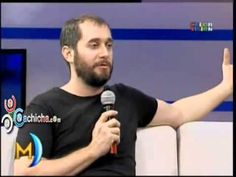 Entrevista a @Carlos Sánchez @ENMariasela @MariaselaA #Video - Cachicha.com