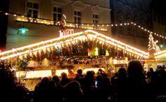 Forchheimer #Weihnachtsmarkt am 1.12.2013. #Germany #Bavaria #Forchheim #Christmas More about Forchheim: http://www.reiseziele.com/reiseziele/forchheim/forchheim.htm
