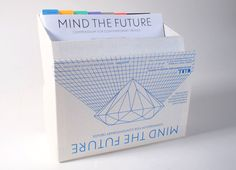 Mind the Future  Contemporary trends delineated in a comical, design-forward compendium