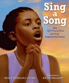 "Read ""Sing a Song How Lift Every Voice and Sing Inspired Generations"" by Kelly Starling Lyons available from Rakuten Kobo. Just in time for the anniversary of the song ""Lift Every Voice and Sing""--this stirring book celebrates the Black . Black National Anthem, James Weldon Johnson, Good Books, New Books, Trade Books, Fifth Generation, Black Families, Books For Teens, Penguin Books"