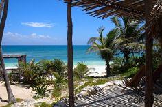 So relaxing.... Tulum Mexico