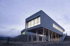Mirador School in Avila by BmasC Arquitectos