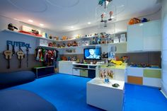 Fantasy environments, playrooms are dreams of parents and children - BOL Photos