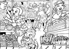 Fun Coloring Pages For The Kids