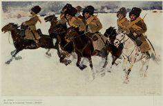 Cossacks - Russo-Japanese War