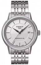 Tissot Carson Automatic Powermatic 80 Date Watch # T085.407.11.011.00 (Men Watch)