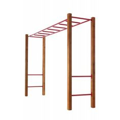 Stand Alone Monkey Bars For Backyard 46 best diy monkey bars images on pinterest | backyard for kids