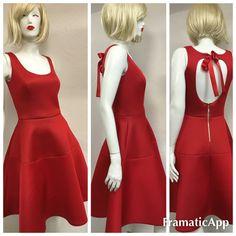 Sukienka .Red dresses